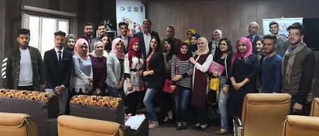 ورشة عمل حول مبادرة الجامعات ضد الفساد الإقليمية في العراق