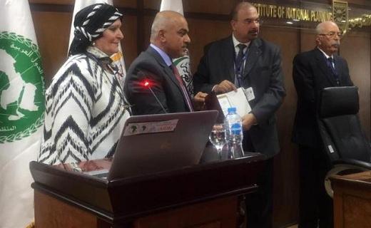 أقتصاديات الاعمال حاضرة في المؤتمر الإقليمي للتعليم في الوطن العربي للألفية الثالثة
