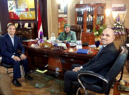 الية تعاون مع المصرف الأهلي العراقي